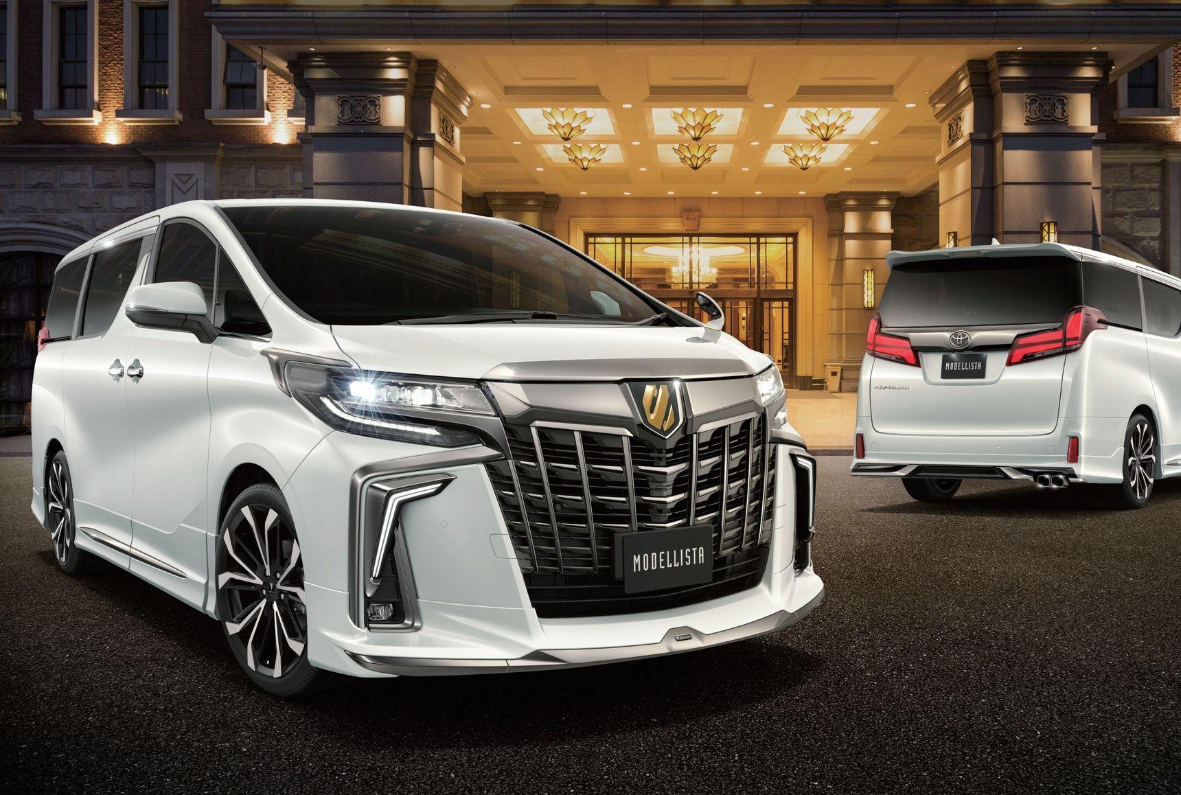 あなたならどれを選ぶ?トヨタの人気ミニバン・SUVのエアロ全種類を一挙公開!